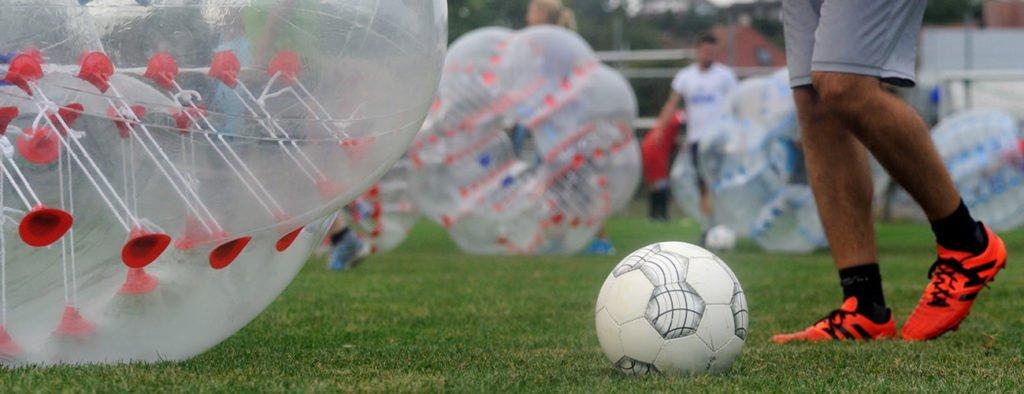 Bubble Soccer en Boadilla del Monte