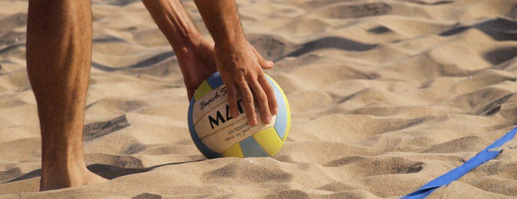 Volley Playa en Boadilla del Monte