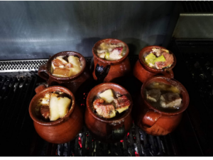 cocido madrileño tradicional